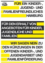 - Fr ein Kinder-, Jugend- und Familienfreundliches Hamburg - Online-Petition