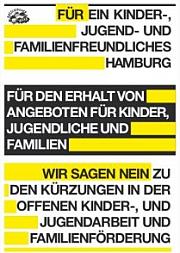 – Für ein Kinder-, Jugend- und Familienfreundliches Hamburg – Online-Petition